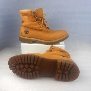 TIMBERLAND 💯%Lthr+Waterproof Lined Boot 10m/11.5w